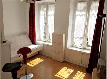 Appartement rue de  Belleville à Paris
