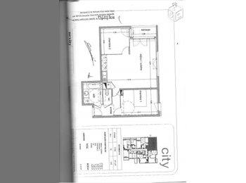 Appartager FR - colocation à créer dans appartement neuf et proche du centre - Montpellier-centre, Montpellier - 425 € /Mois