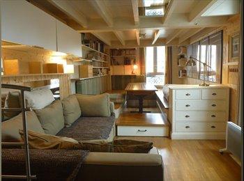 grande chambre 27m2 clean  lumineuse calme  confort  secure