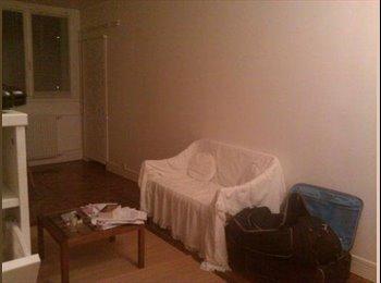 Chambre double dans appartement à deux pas de Rangueil