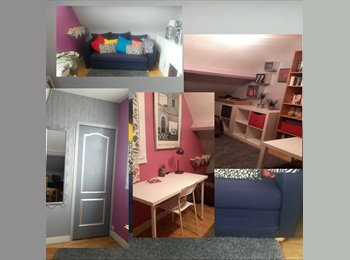 Appartager FR - 2 pièces à louer chez l habitant, Chambray-lès-Tours - 380 € /Mois