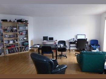 Sous location chambre dans grand appartement sur Rouen