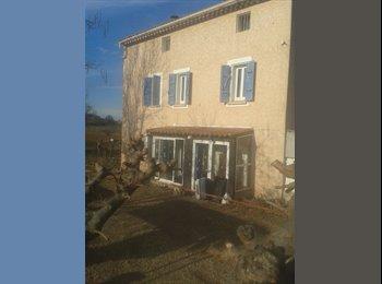 Appartager FR - maisom - Cazouls-lès-Béziers, Béziers - 350 € /Mois
