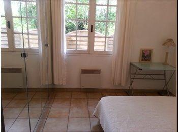 Appartager FR - Colocation dans partie de villa, Cannes - 460 € /Mois