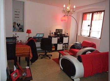 Appartager FR - Duplex T3 de 76m2 - Romans-sur-Isère, Valence - 545 € /Mois