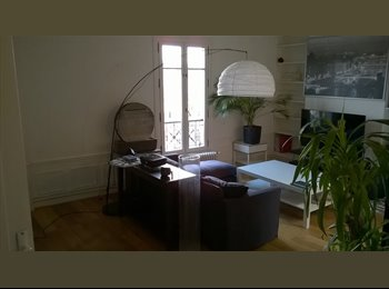 Appartager FR - Coloc sympa Exelmans - 16ème Arrondissement, Paris - Ile De France - 760 € /Mois