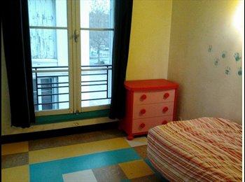 Appartager FR - Chambre dans colocation de 90m² - Montpellier gare - Montpellier-centre, Montpellier - 300 € /Mois