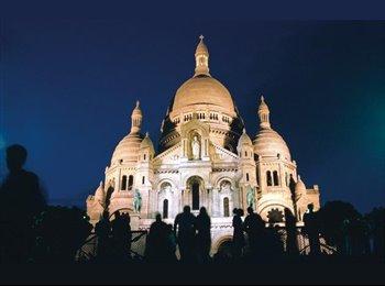 Elegant Sanctuary in Montmartre 75018