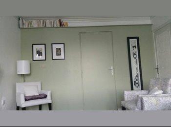 Chambre dans appartement de 62 m2