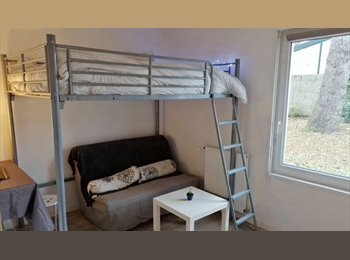 Appartager FR - chambre 14 m² - Nantes-Erdre, Nantes - 400 € /Mois