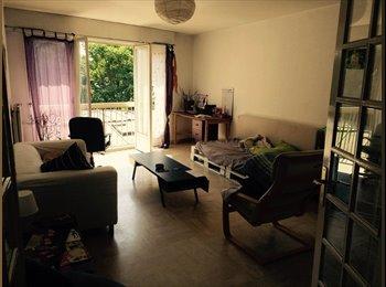 Appartager FR - Deux chambres libre, centre ville Montpellier - Montpellier-centre, Montpellier - 406 € /Mois