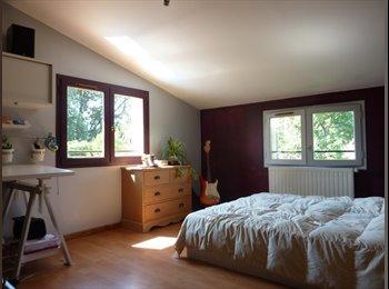 Appartager FR - Chambre Dans Villa Proche Faculté Mirail - Guilhemery, Toulouse - 400 € /Mois