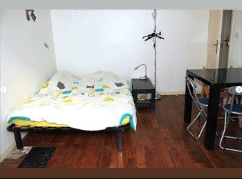1 chambre dans un appartement de 34m2