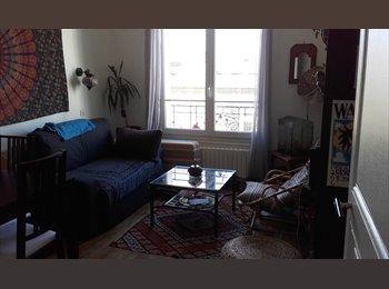 Coloc 2 étudiant(e)s Paris 20ème