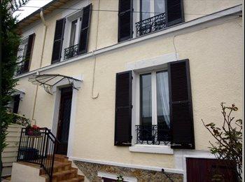 Appartager FR - Coloc' dans une petite maison - Bagneux, Paris - Ile De France - 550 € /Mois