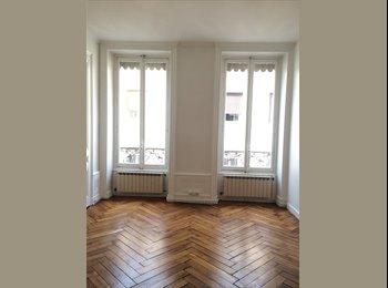 Appartager FR - Colocation presqu'île Lyon  - 2ème Arrondissement, Lyon - 550 € /Mois