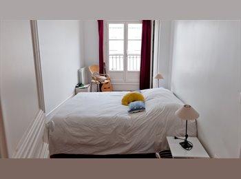 Appartager FR - Appartement 1 Chambre spacieuse et chic avec balcon - 1er Arrondissement, Paris - Ile De France - 2500 € /Mois