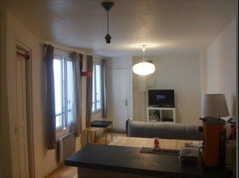 Appartager FR - Appartement 3 pièces de 47 m² à coté de République - 3ème Arrondissement, Paris - Ile De France - 695 € /Mois