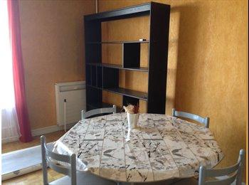 Appartager FR - 60 m2, tram à 5mn 395 €  - Grands boulevards, Grenoble - 395 € /Mois