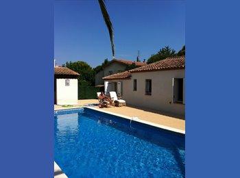 Appartager FR - chambre dans villa à juvignac - Juvignac, Montpellier - 280 € /Mois