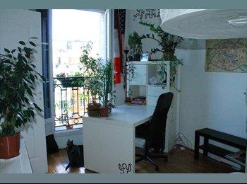 Appartager FR - Colocation le mois de mars - 5ème Arrondissement, Paris - Ile De France - 600 € /Mois