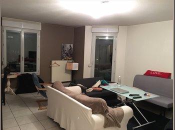 Appartager FR - Chambre dans colocation 3 personnes (prox Jean Macé) - 7ème Arrondissement, Lyon - 344 € /Mois
