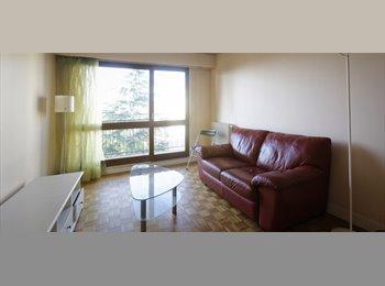 Appartager FR - Appartement 1 Chambre calme et ensoleillé avec balcon à Fontenay Sous Bois - Fontenay-sous-Bois, Paris - Ile De France - 1090 € /Mois