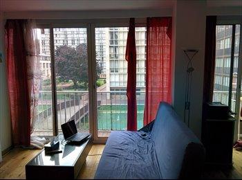 Appartager FR - Colocation à Boulogne Billancourt (proche bd Jean Jaurès) - Boulogne-Billancourt, Paris - Ile De France - 450 € /Mois