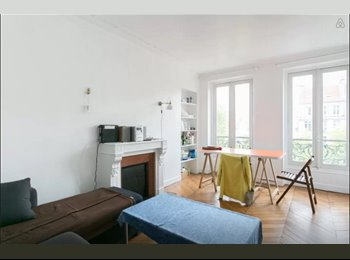 Appartager FR - Room in a flatshare - Montparnasse - Paris 6/15 - 15ème Arrondissement, Paris - Ile De France - 750 € /Mois