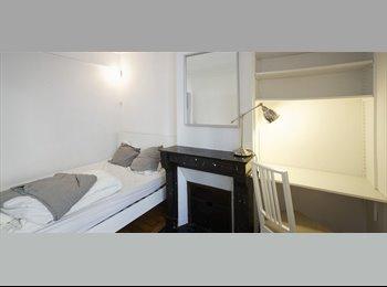 Appartager FR -  Appartement à une chambre confortable et moderne à louer dans le quartier du Palais-Bourbon - 2ème Arrondissement, Paris - Ile De France - 1350 € /Mois