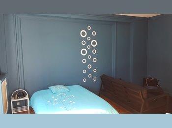 appartement meuble / 3 ch / centre ville Boulogne sur mer