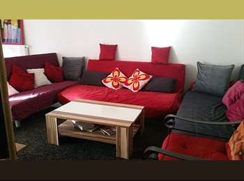 Chambre dans 3 pièces tout confort