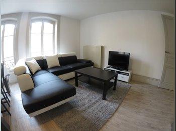 Chambre meublée 250€ dans appartement entièrement rénové...