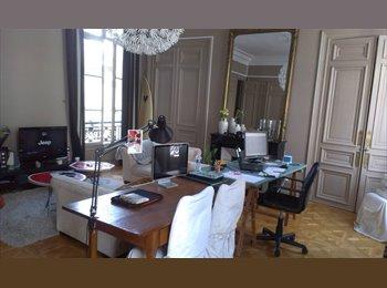 Colocation dans superbe appartement en centre ville