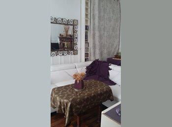 Appartager FR - deux pieces 28metres carres   avec entree independante  a louer  dans appartement 3 piec - Levallois-Perret, Paris - Ile De France - 1000 € /Mois