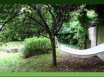 Appartager FR - A partir du 1er Août : Chambre 15M2 dans grande coloc avec jardin - Fontenay-sous-Bois, Paris - Ile De France - 580 € /Mois