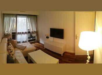 Appartager FR - Women Flat sharing at the foot of metro station - Créteil, Paris - Ile De France - 490 € /Mois