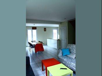 Chambre meublée pour jeune actif, stagiaire et  étudiant...