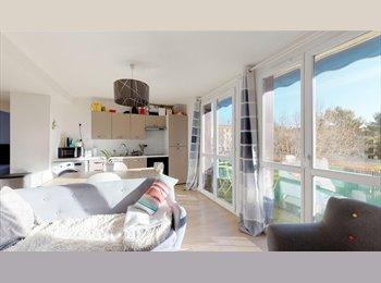 Appartager FR - 82 HM : Colocation appartement - Avenue Henri Mauriat Aix Sud, Aix-en-Provence - 550 € /Mois