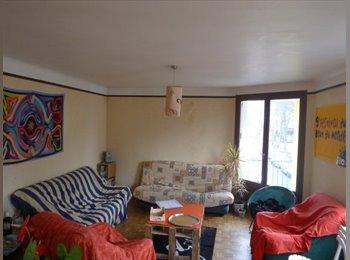 Appartager FR -  Une chambre dispo dans collocation place Guérin  - Brest, Brest - 290 € /Mois