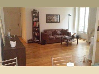 Appartager FR - Appartement spacieux 70m^2  proche Bellecour - 2ème Arrondissement, Lyon - 588 € /Mois