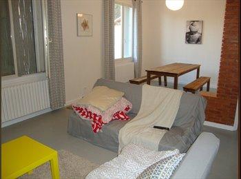 collocation dans villa 95m2 refait à neuf grands espaces...