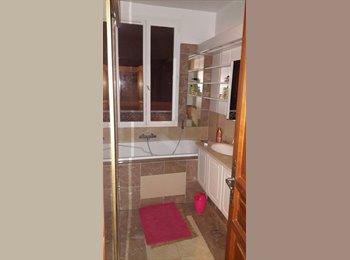 Colocation chambre individuelle meublée