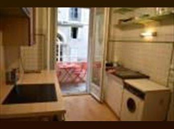 Appartager FR -  Recherche 3eme coloc pour appart+jardin 100m gare  - Montpellier-centre, Montpellier - 420 € /Mois