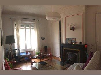 Appartager FR - Chambre dans colocation Lyon prefecture - 3ème Arrondissement, Lyon - 500 € /Mois
