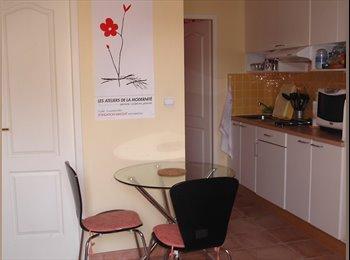 Appartager FR - Joli T2 avec terrasse, pas de colocation - Aix-en-Provence, Aix-en-Provence - 800 € /Mois