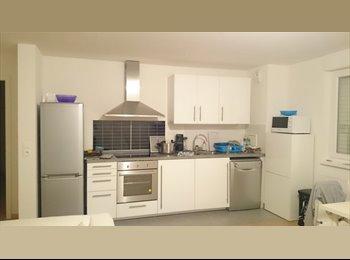 Appartager FR - Appartement neuf 65m2 3 pieces pour coloc en mode FRIENDS - Neudorf, Strasbourg - 400 € /Mois