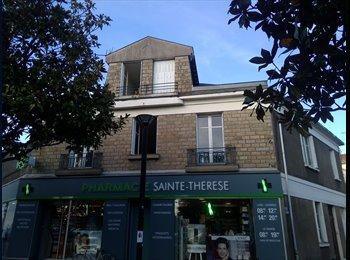 Appartager FR - Recherche colocataire à la Gaudinerie - Hauts-Pavés - Saint-Félix, Nantes - 400 € /Mois
