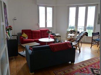 Appartager FR - grand appartement chaleureux proche du centre et de la gare - la Gare, Strasbourg - 470 € /Mois