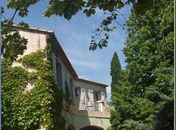 Appartager FR - AIX EN PROVENCE UNE CHAMBRE EN COLOCATION - Aix-en-Provence, Aix-en-Provence - 430 € /Mois